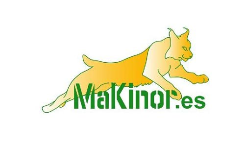 Logotipo de Makinor